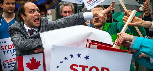 The Politics of TTIP – What are the Key Controversies, How to Address Them?