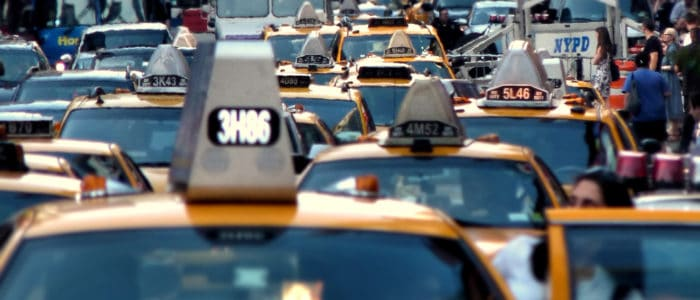 Lessons from Uber for the taxi industry