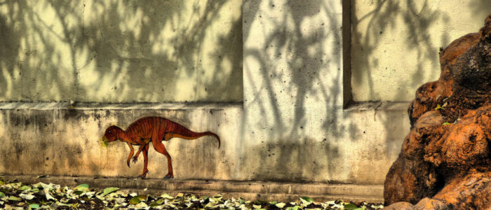 On ants, dinosaurs, and how to survive a trade apocalypse